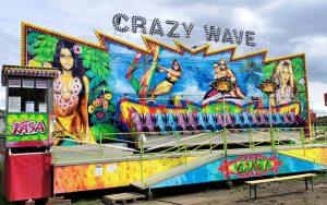 Lavice Crazy Wave
